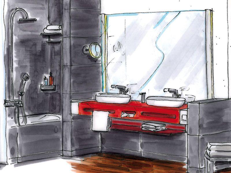badsanierung und badrenovierung professionell und sauber heizung sanit r und kundendienst. Black Bedroom Furniture Sets. Home Design Ideas